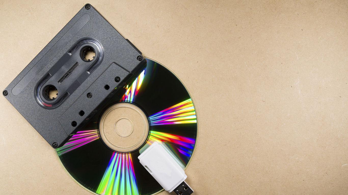 DCC – die Digital Compact Cassette