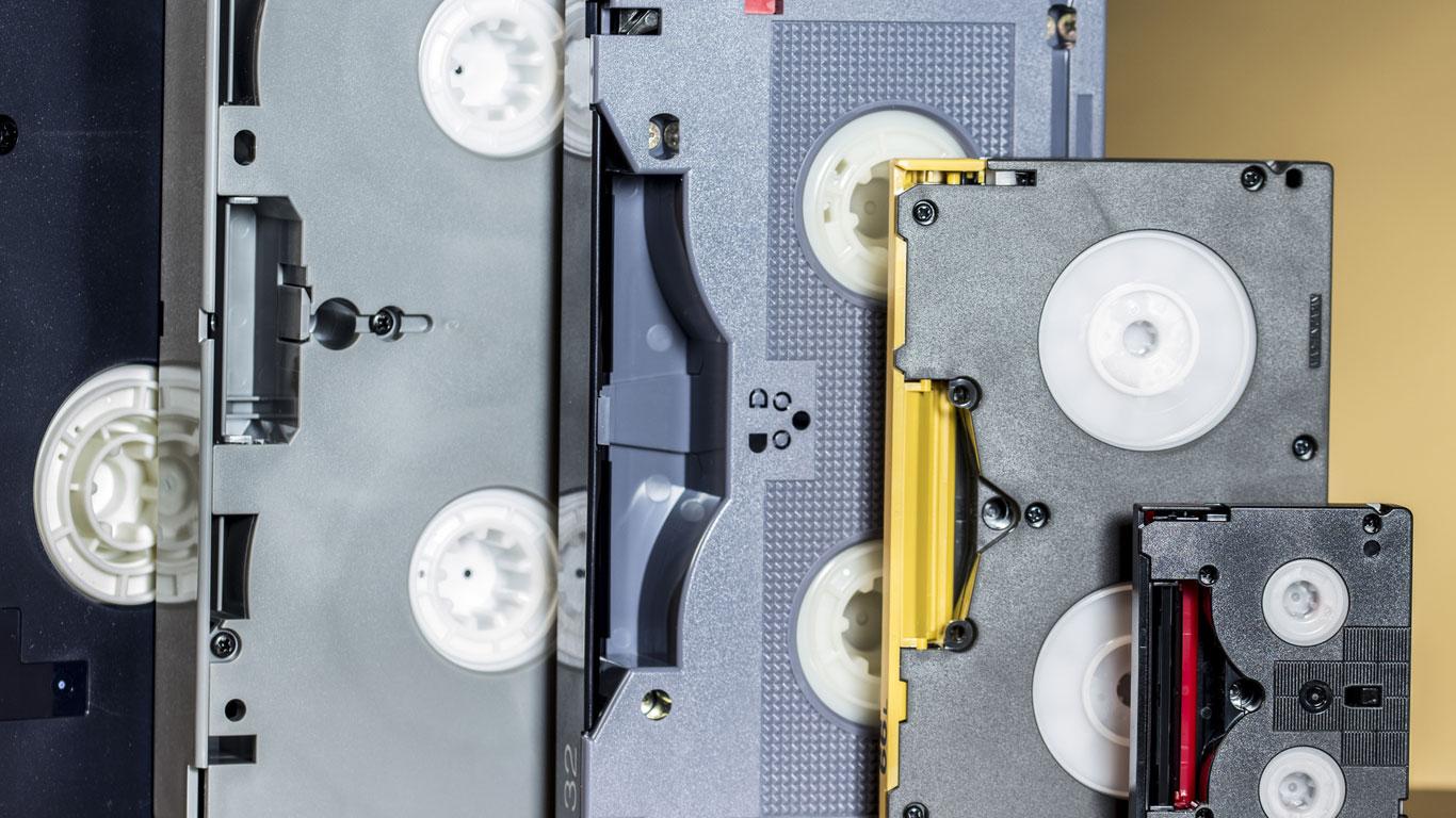 DAT Kassette – das Digital Audio Tape
