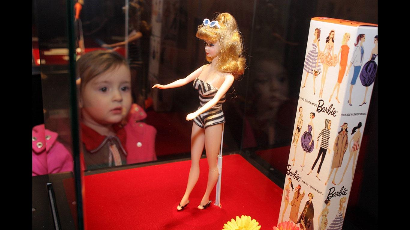 Von Lilli zu Barbie