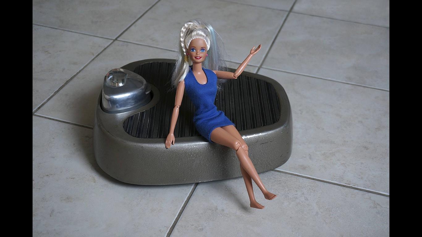 Barbies Figur: 99-46-84?