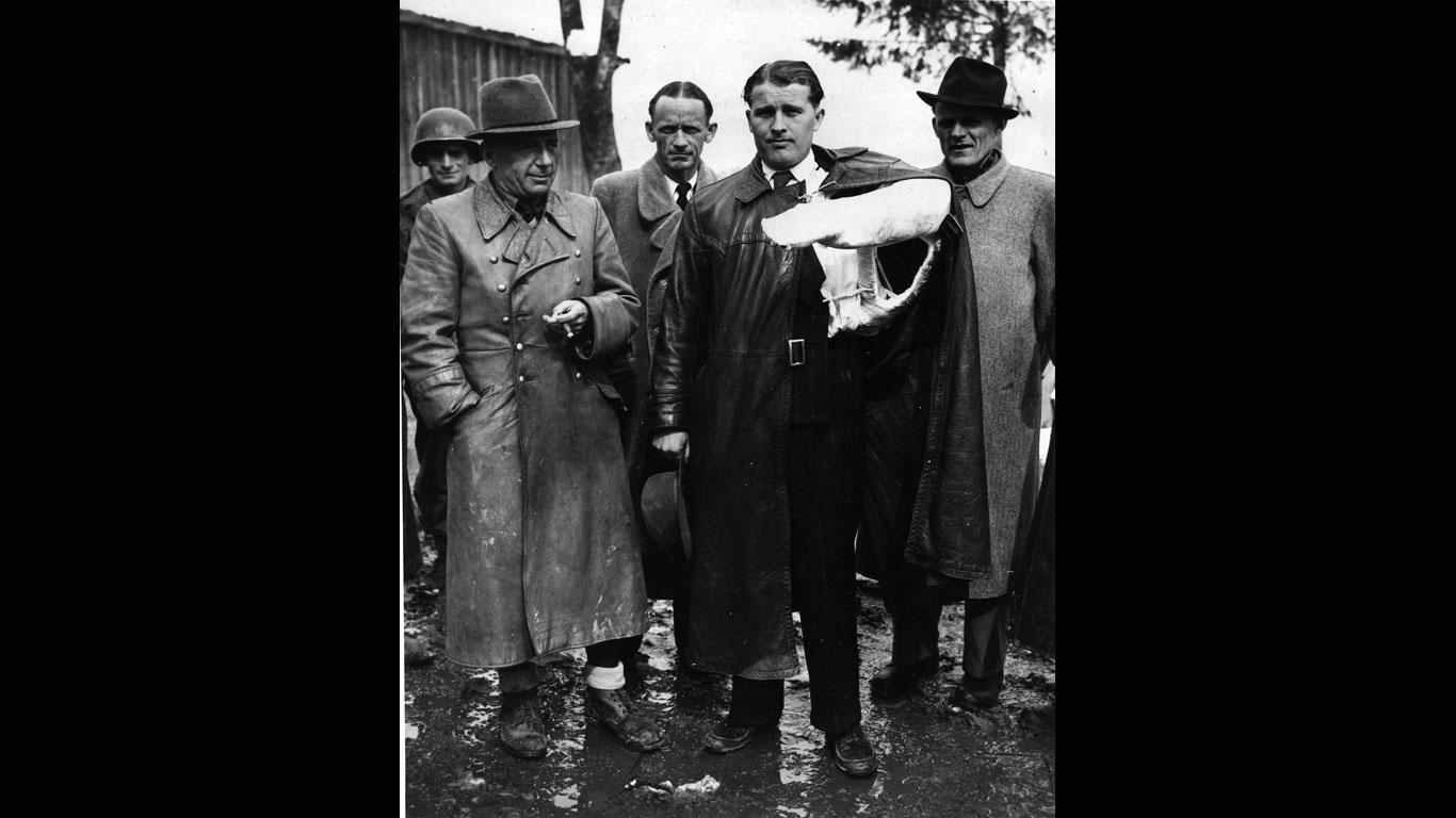 1945: Wernher von Braun