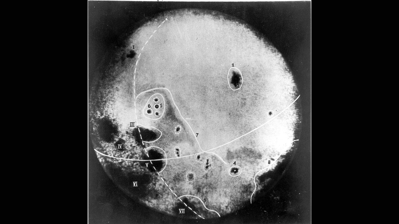 4. Oktober 1959: Lunik 3