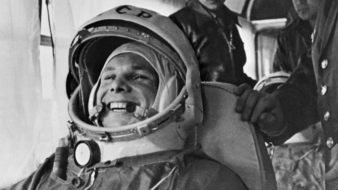Vom Kosmonauten zum Kinostar