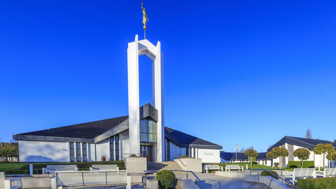 Mormonen: Geisterwelt nach dem Tod