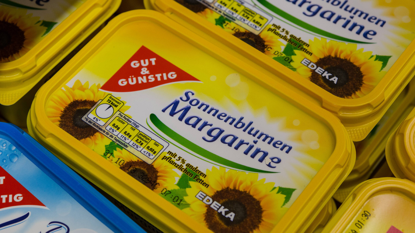 Mythos Nr. 4: Margarine ist gesünder als Butter