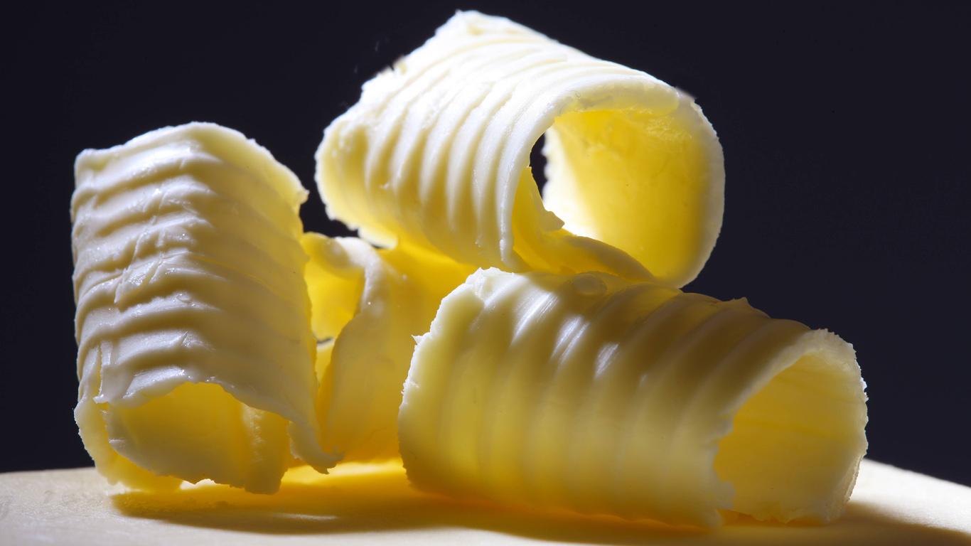 Fakt Nr. 4: Butter als zuverlässiger Energielieferant