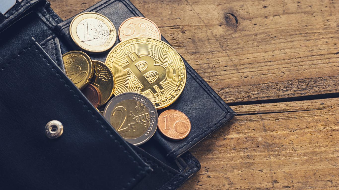 Bitcoin Geldbörse