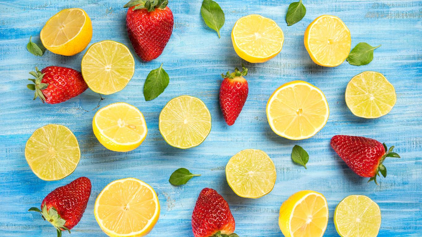 Vitamin C – schon eine Schale deckt den Bedarf