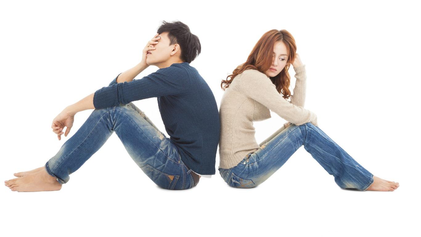 Die fünf Phasen der Trennung