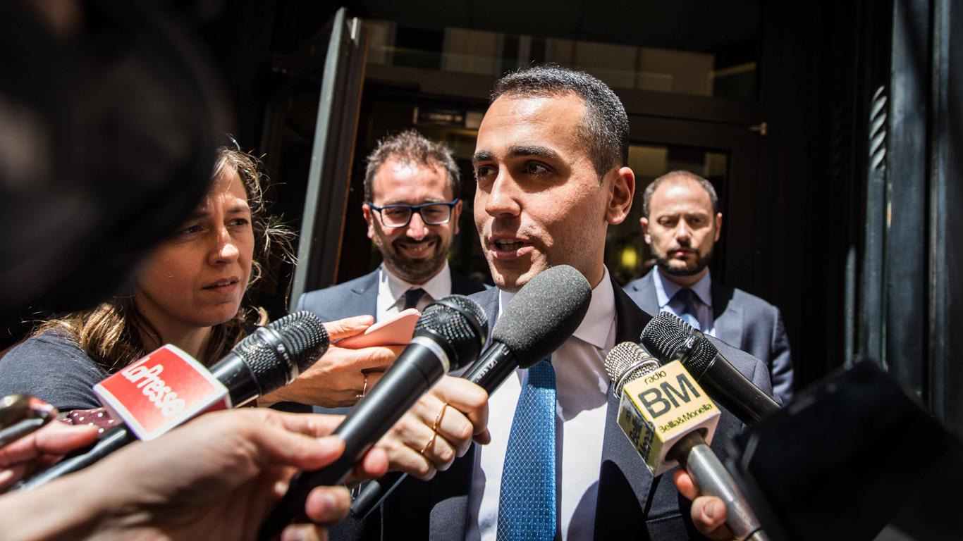 Italienische Regierungsbildung scheitert