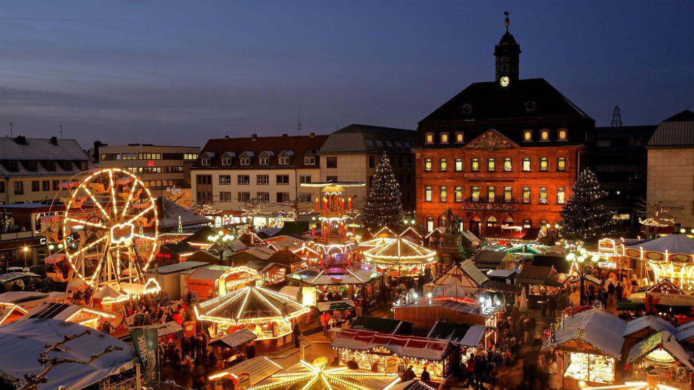 Strahlendes Hanau