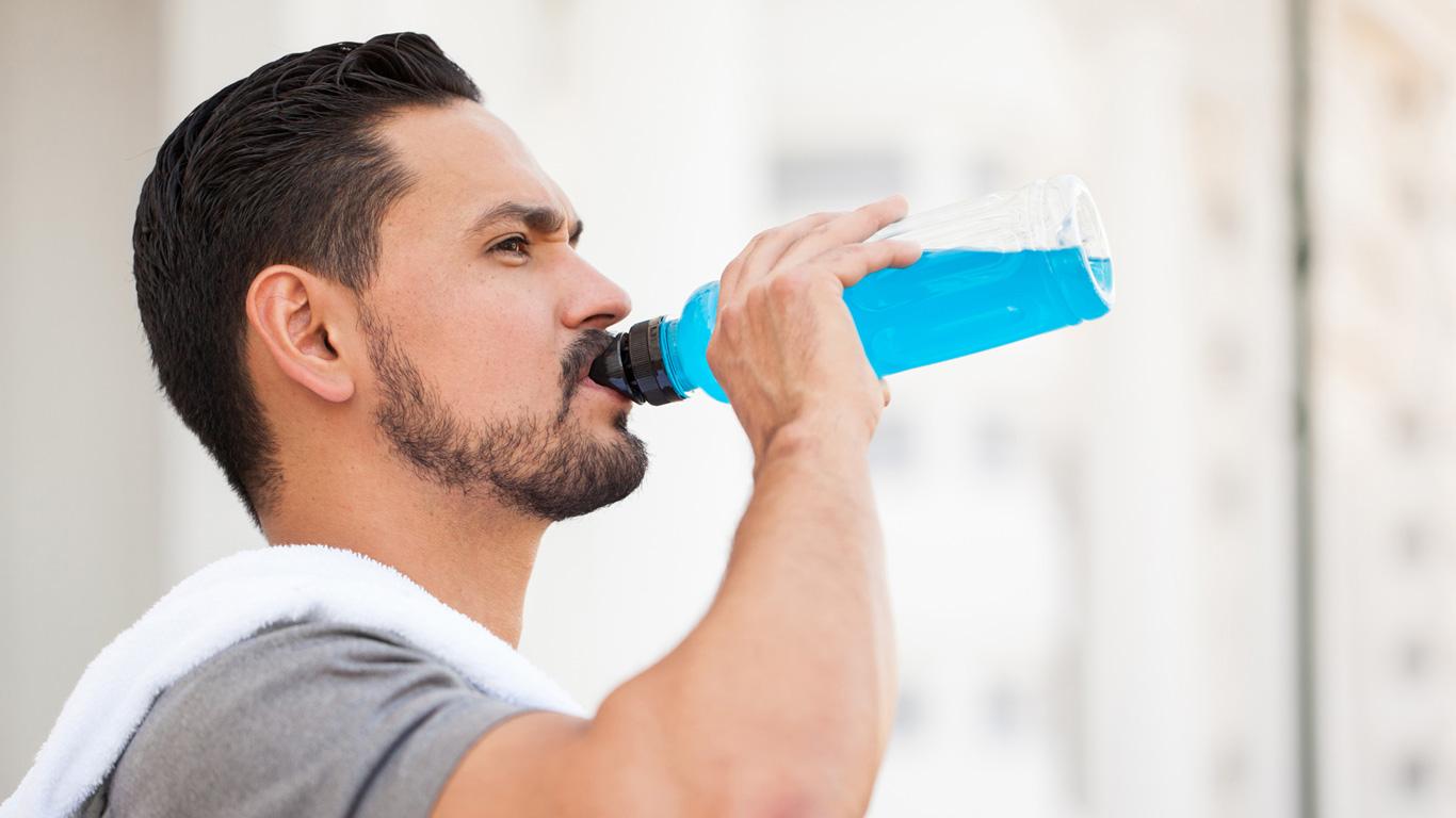 Versteckte Zusatzstoffe: Isotonische Getränke