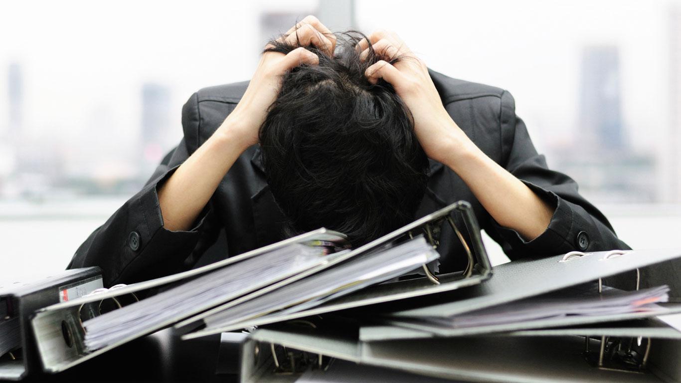 Der Große Müdigkeits-Selbstcheck – Test 1: Stress