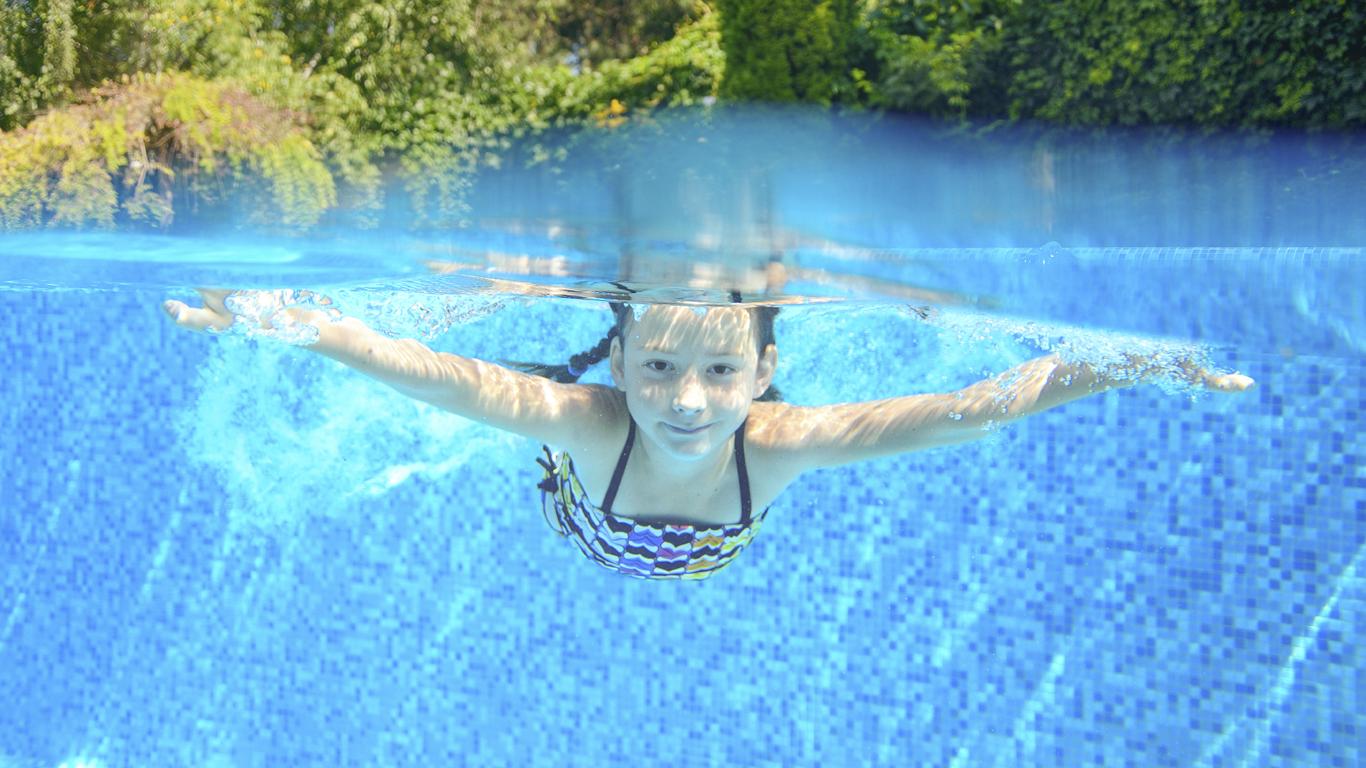 Was passiert mit meinem Körper unter Wasser?