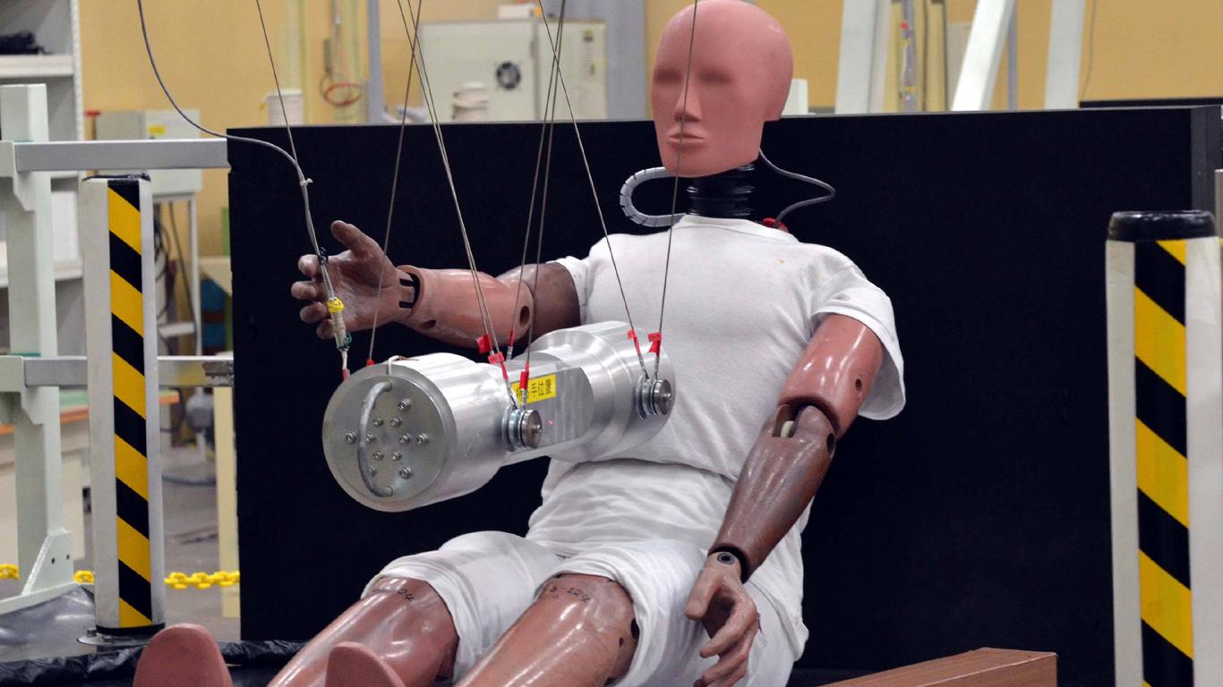 Wie schnell kann man ein Organ beschleunigen?