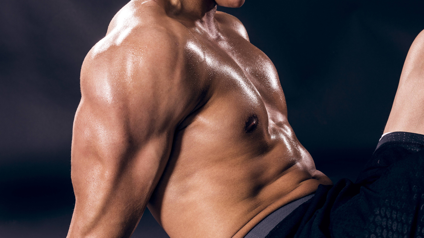 Können Gedanken meine Muskeln wachsen lassen?