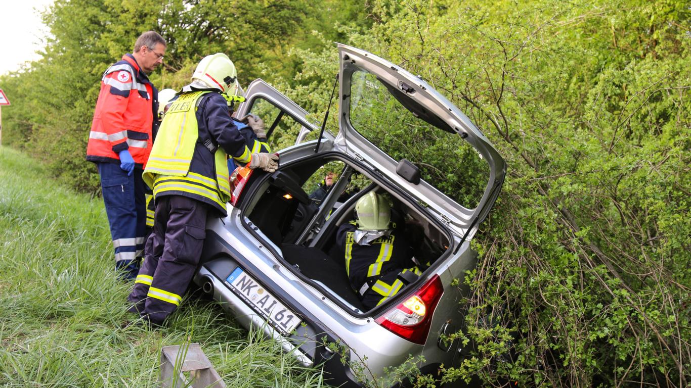 Verletzte nicht vom Unfallort bewegen?