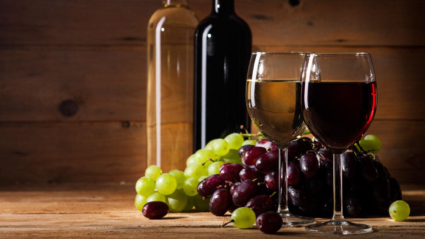 Mythos: Wein