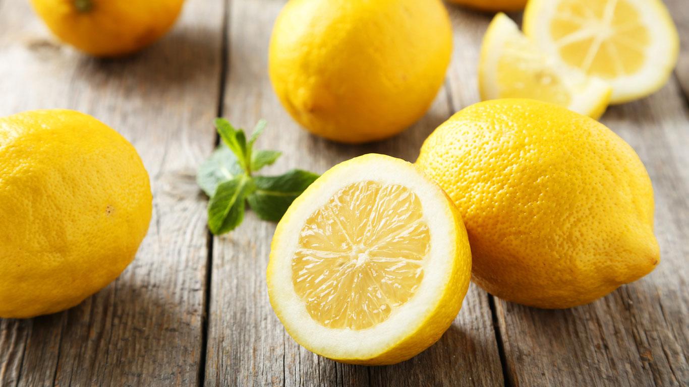 Mythos: Zitronen