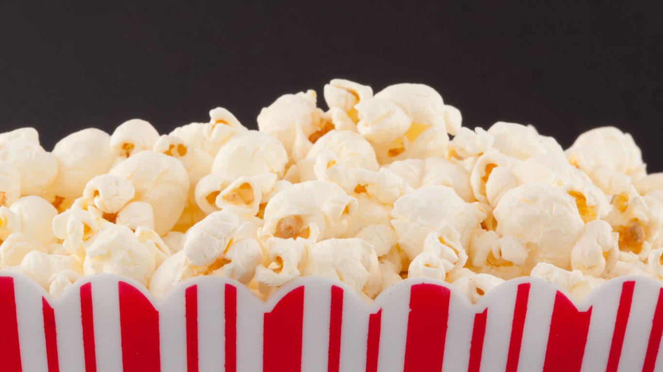 Mikrowellen-Popcorn ist ein Snack wie jeder andere