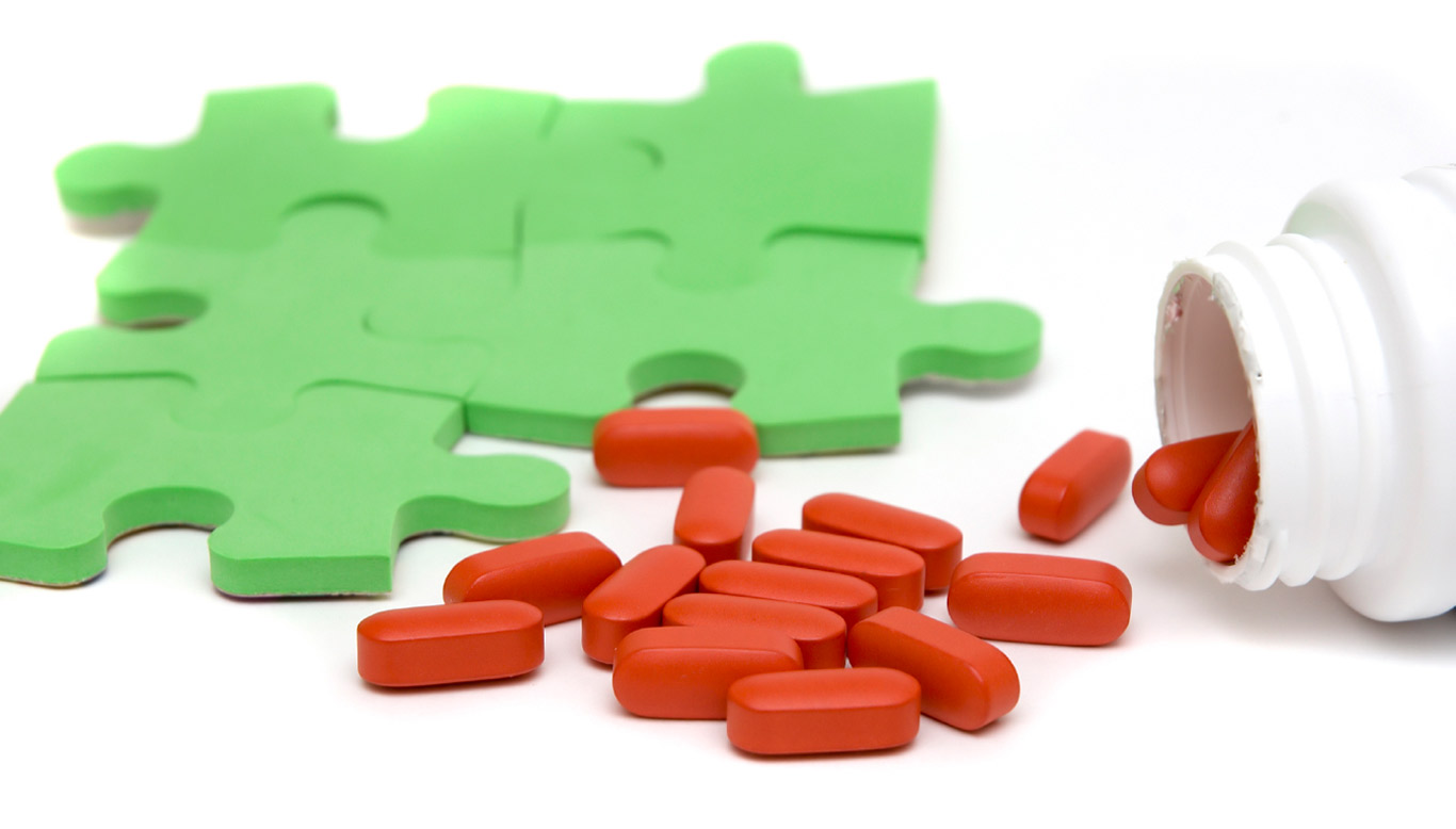 Rheumabehandlung als Puzzle