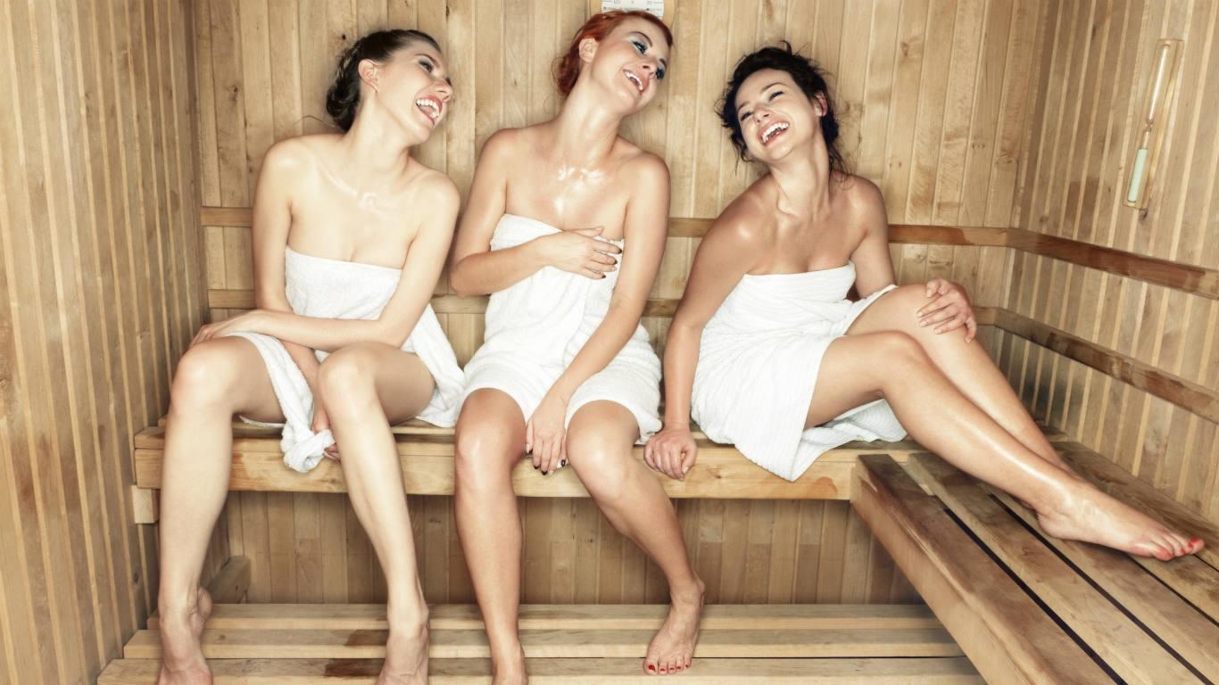 Wellness-Wunder Sauna: Schwitzen gegen Stress und Schmerzen