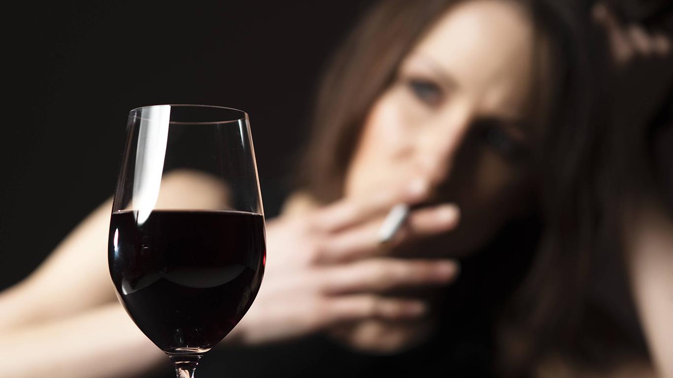So gefährlich wie Alkohol und Zigaretten?