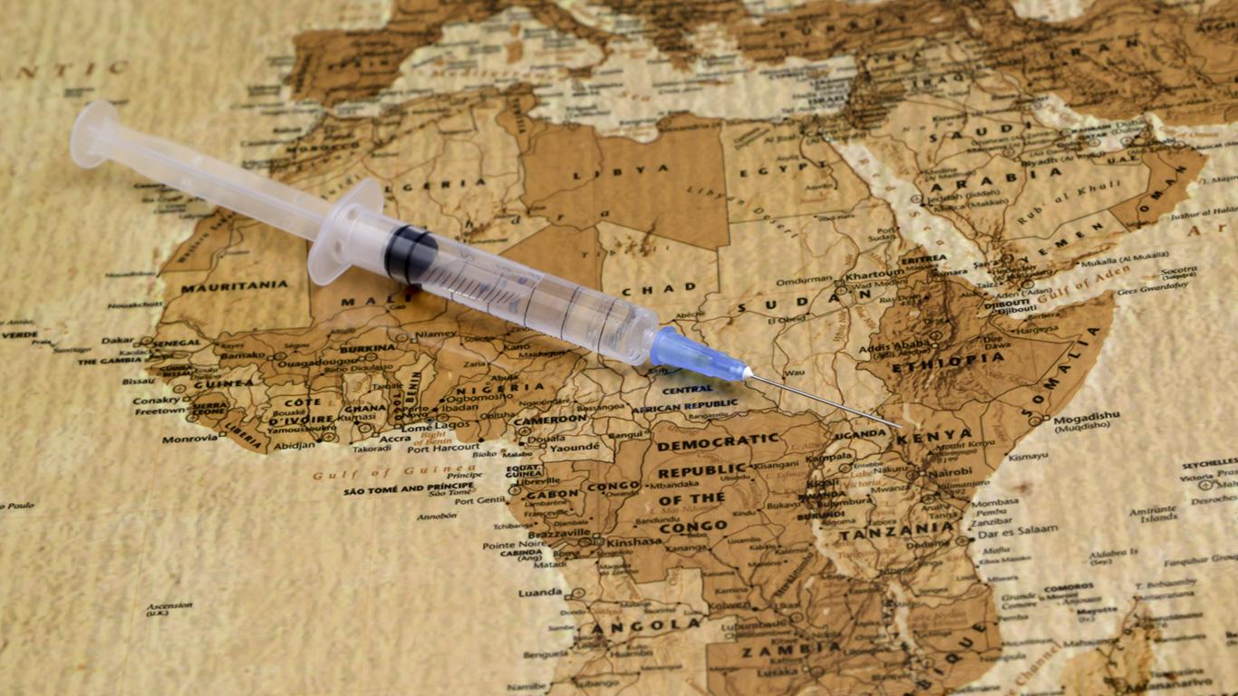 Ebola: Hoffnungen auf einen Impfstoff