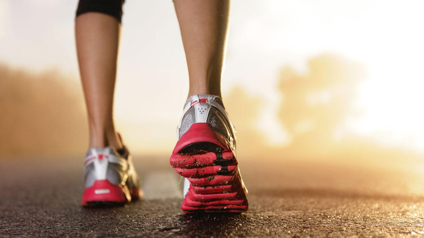 Starke Sportler – schwaches Immunsystem