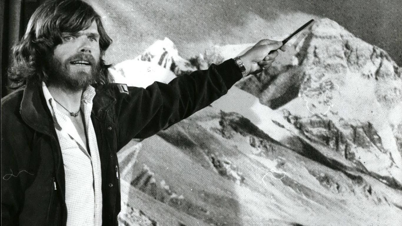 Reinhold Messner - Der Herr der Berge