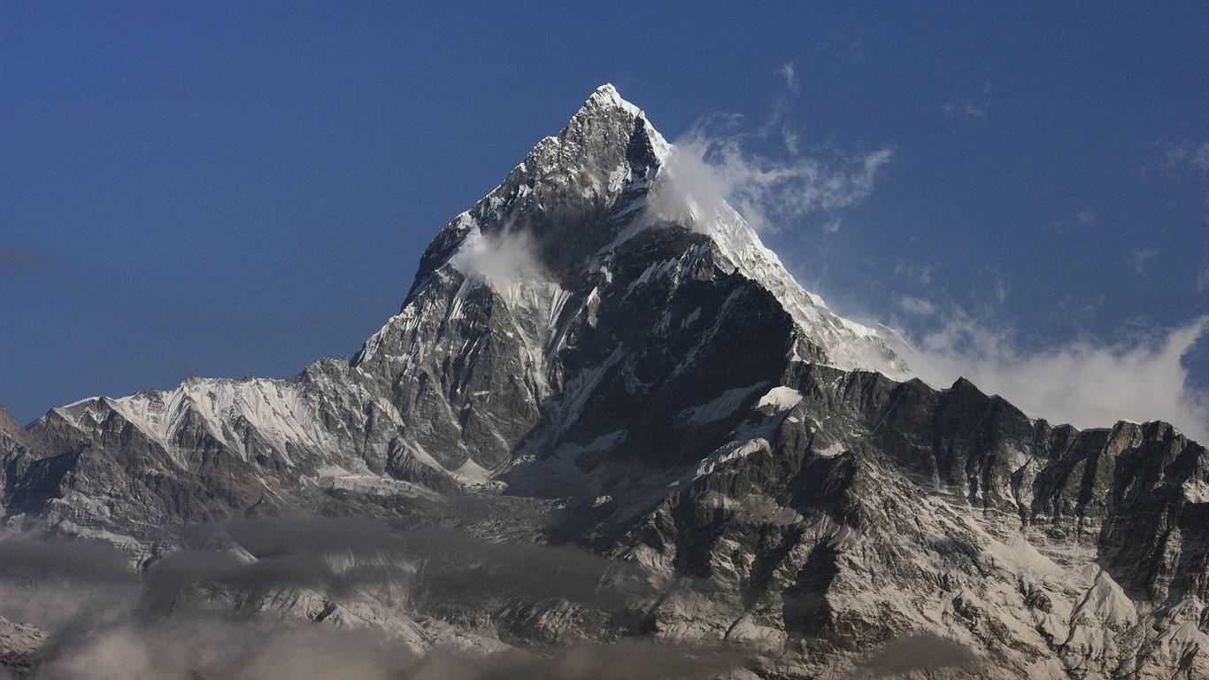 Annapurna: Todesberg und erster erfolgreich bestiegener Achttausender