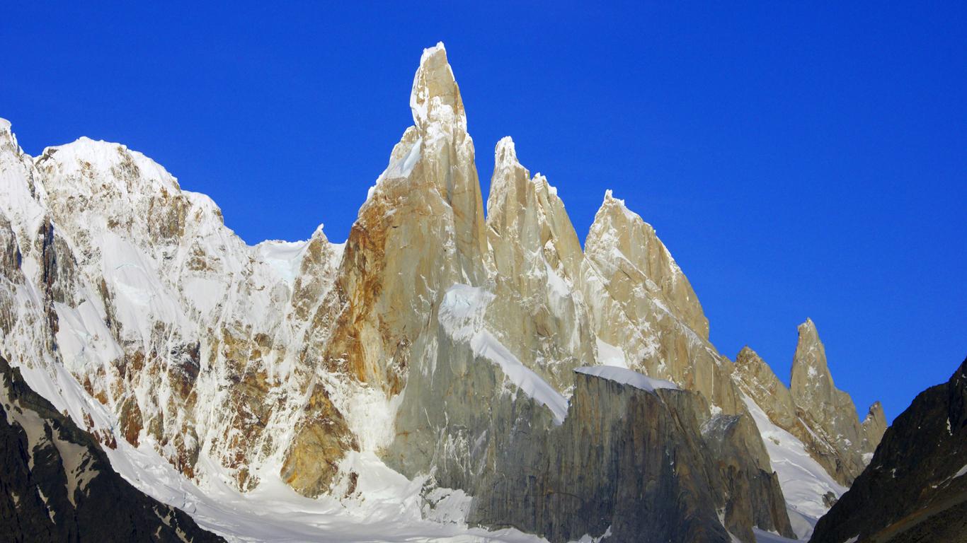 Cerro Torre: Der gefährlichste 'unter achttausend'