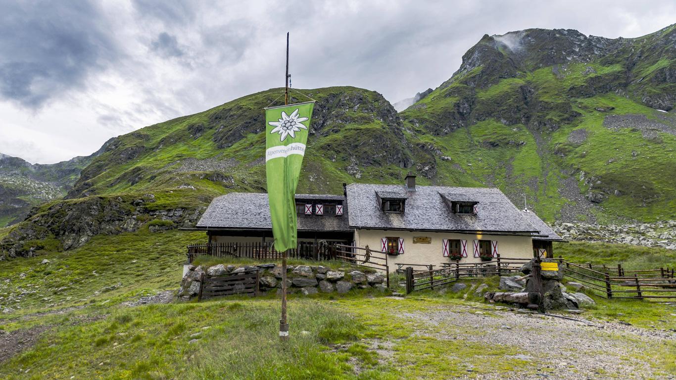 Landawirseehütte (Schladminger Tauern, Österreich)