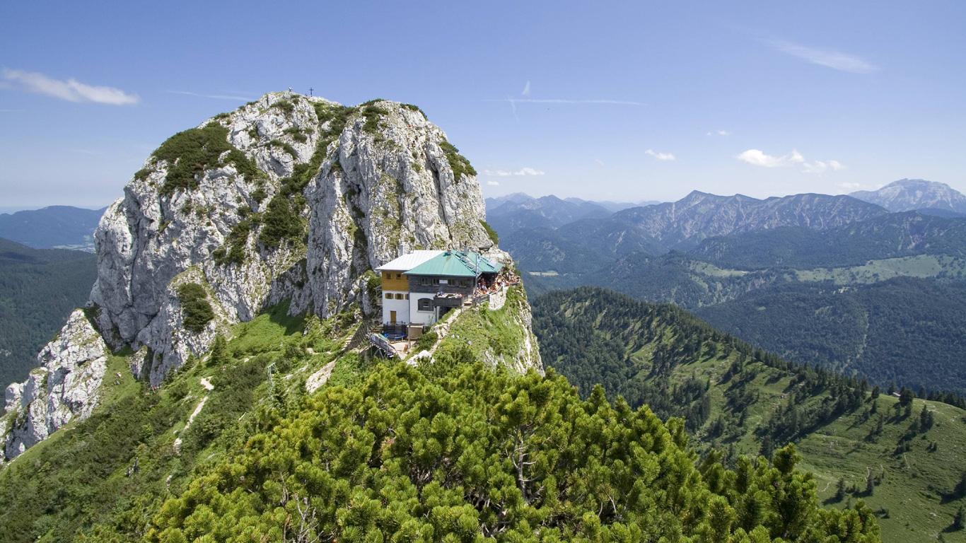 Tegernseer Hütte (Bayerische Voralpen)
