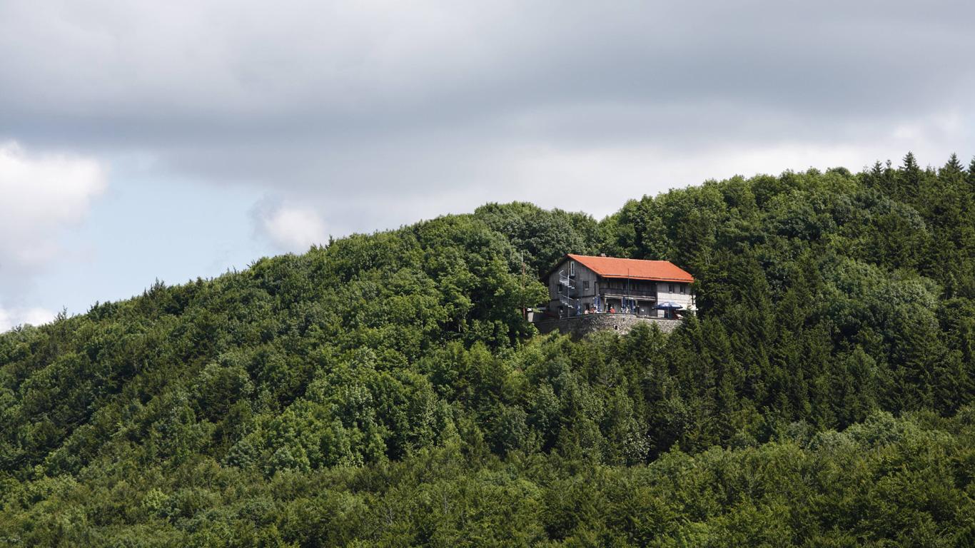Enzianhütte (Südtiroler Wipptal der Zillertaler Alpen)
