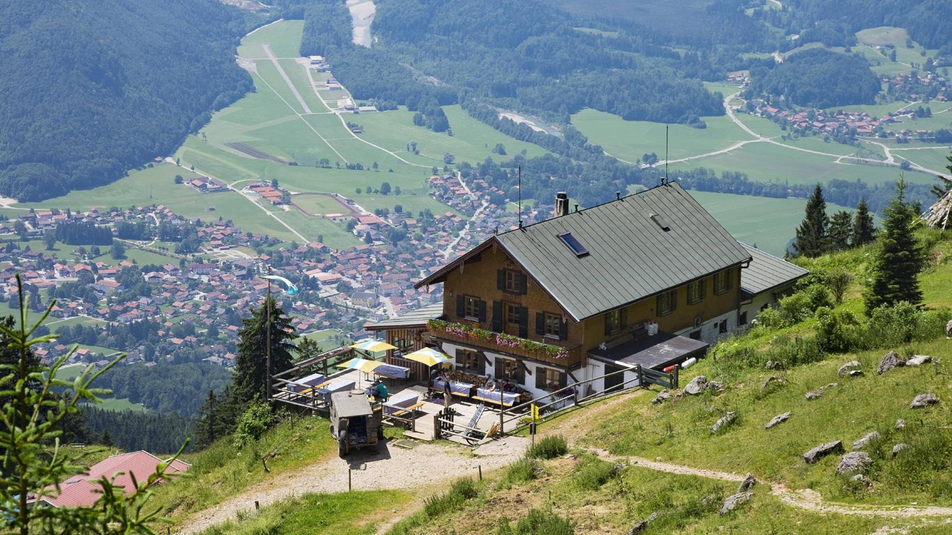 Hochgernhaus (Chiemgauer Alpen)