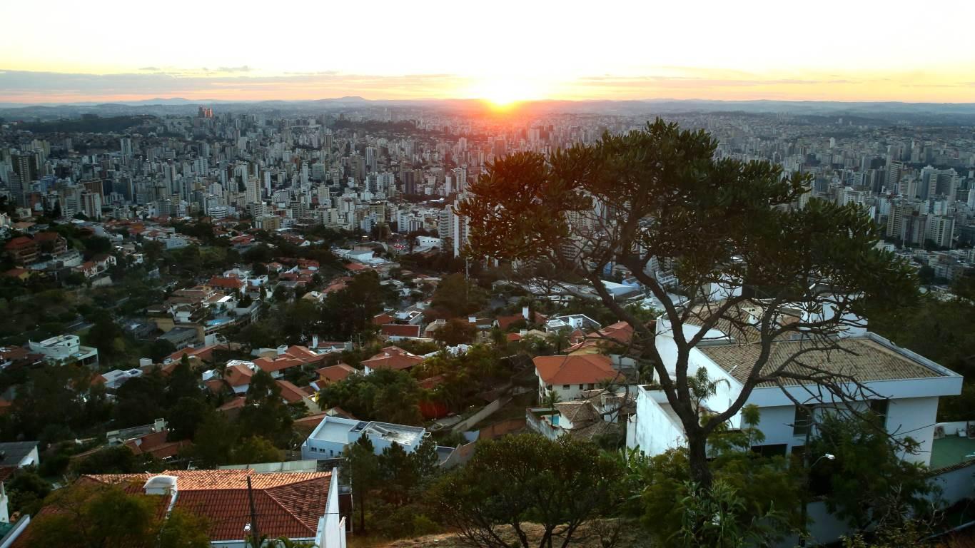 Fußball-Stadt: Belo Horizonte