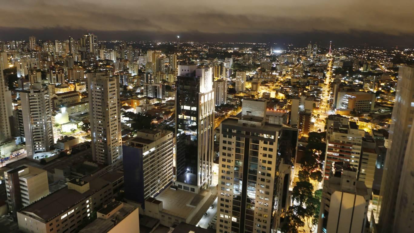 """Die """"grüne"""" Stadt Curitiba"""