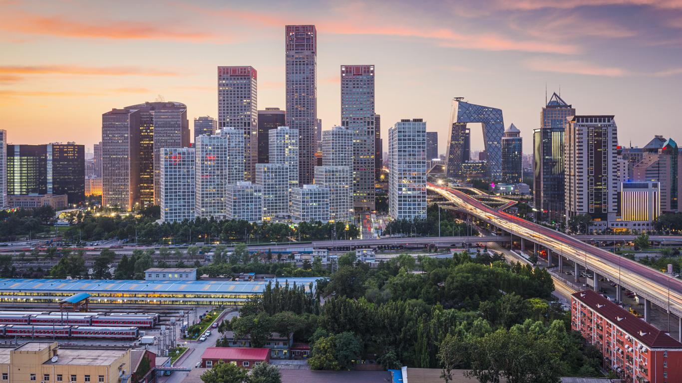 Peking: Die Hauptstadt