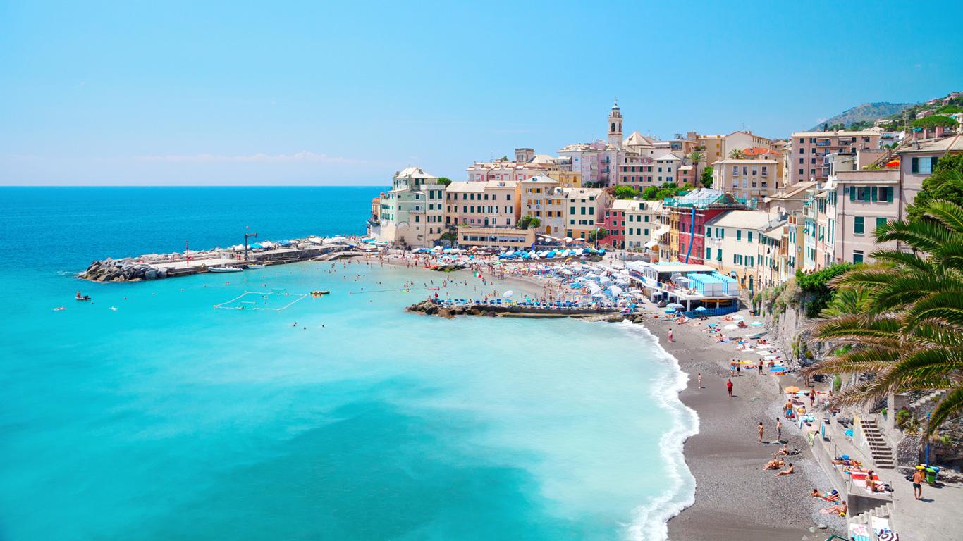 Genua – Von wegen nur Hafenmetropole