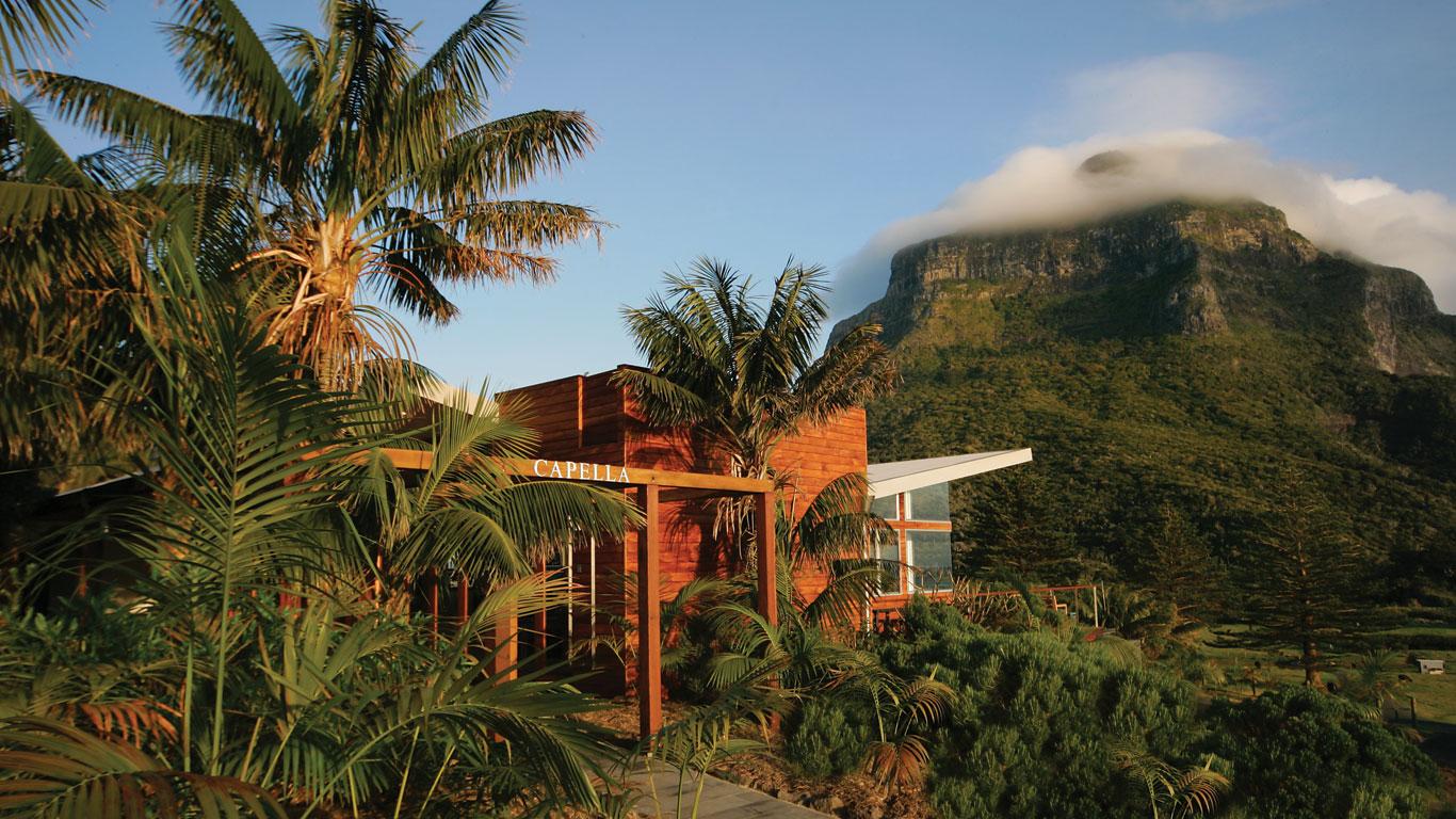 Wovon die Promisternchen nachts träumen – Lord Howe Island in der Südsee
