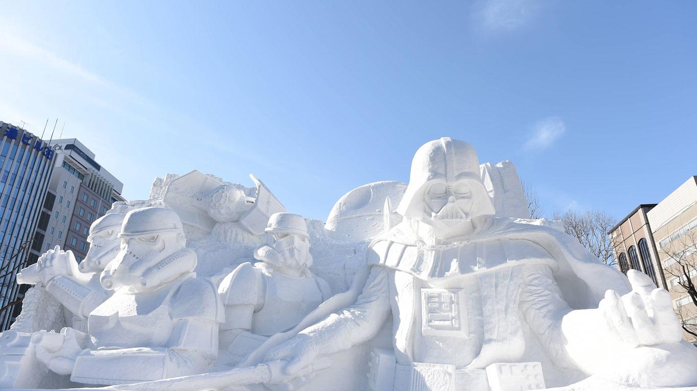 Coole Kunst Eisskulpturen Zum Dahinschmelzen Welt Der Wunder Tv