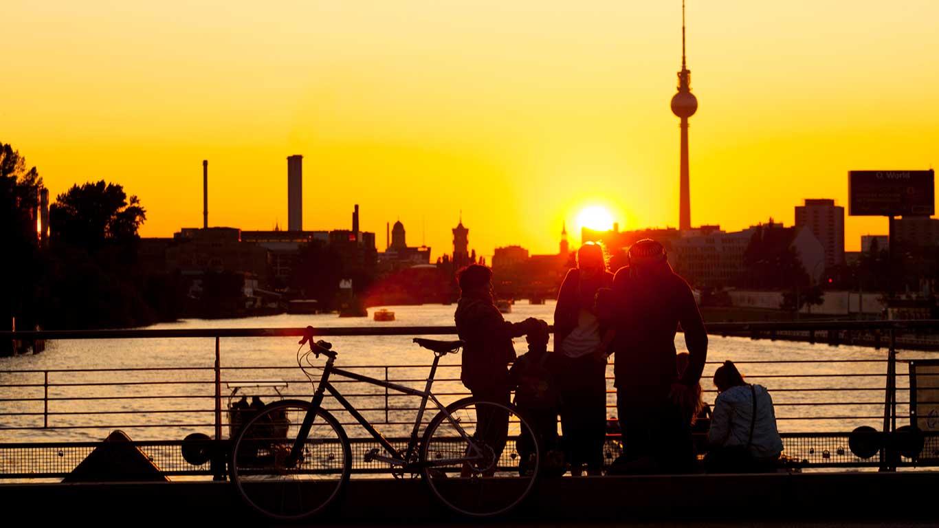 Bundesweit die Nase vorne: Berlin