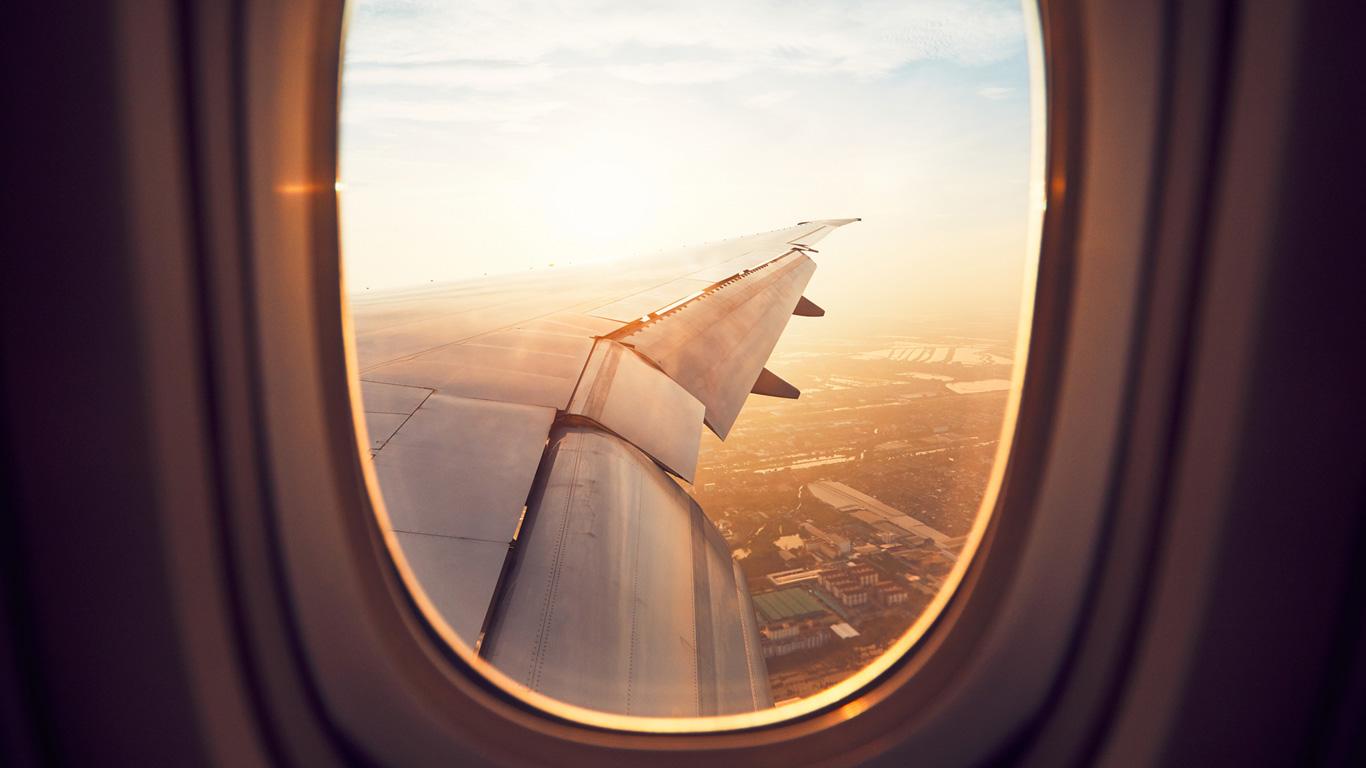Warum muss man bei Start und Landung die Fensterläden öffnen?