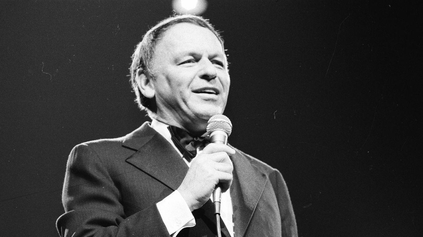 Frank Sinatra – Eine Legende der Musik