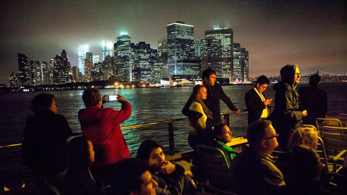 Stadttour bei Nacht