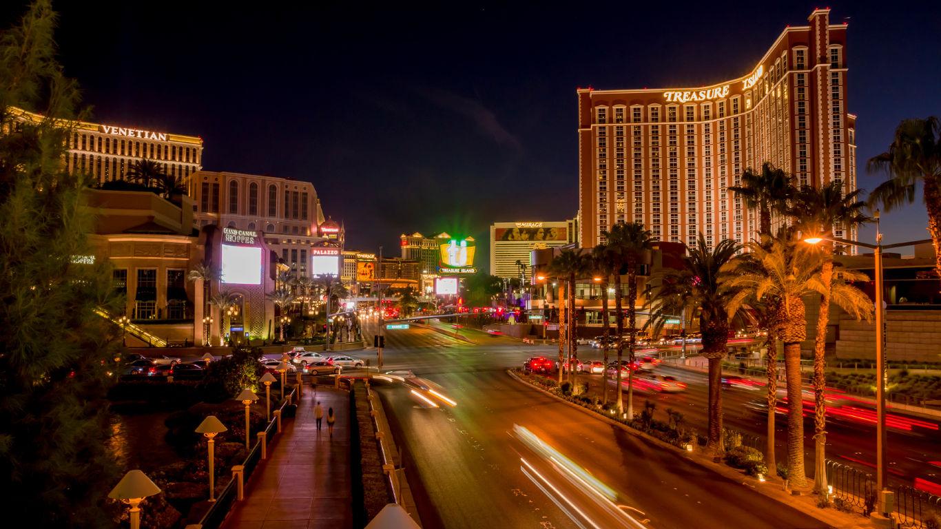 Auf vier Rädern durch Las Vegas