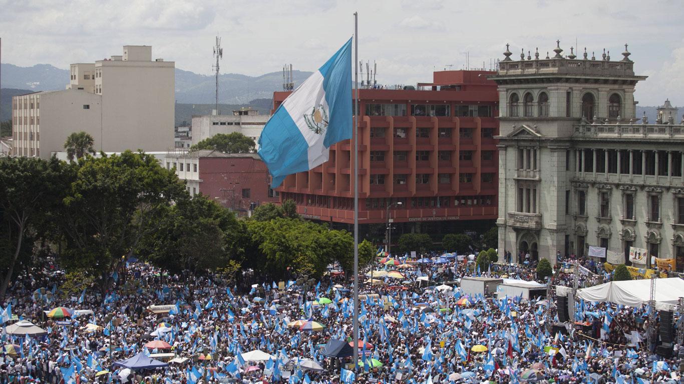 Guatemala Stadt, Guatemala