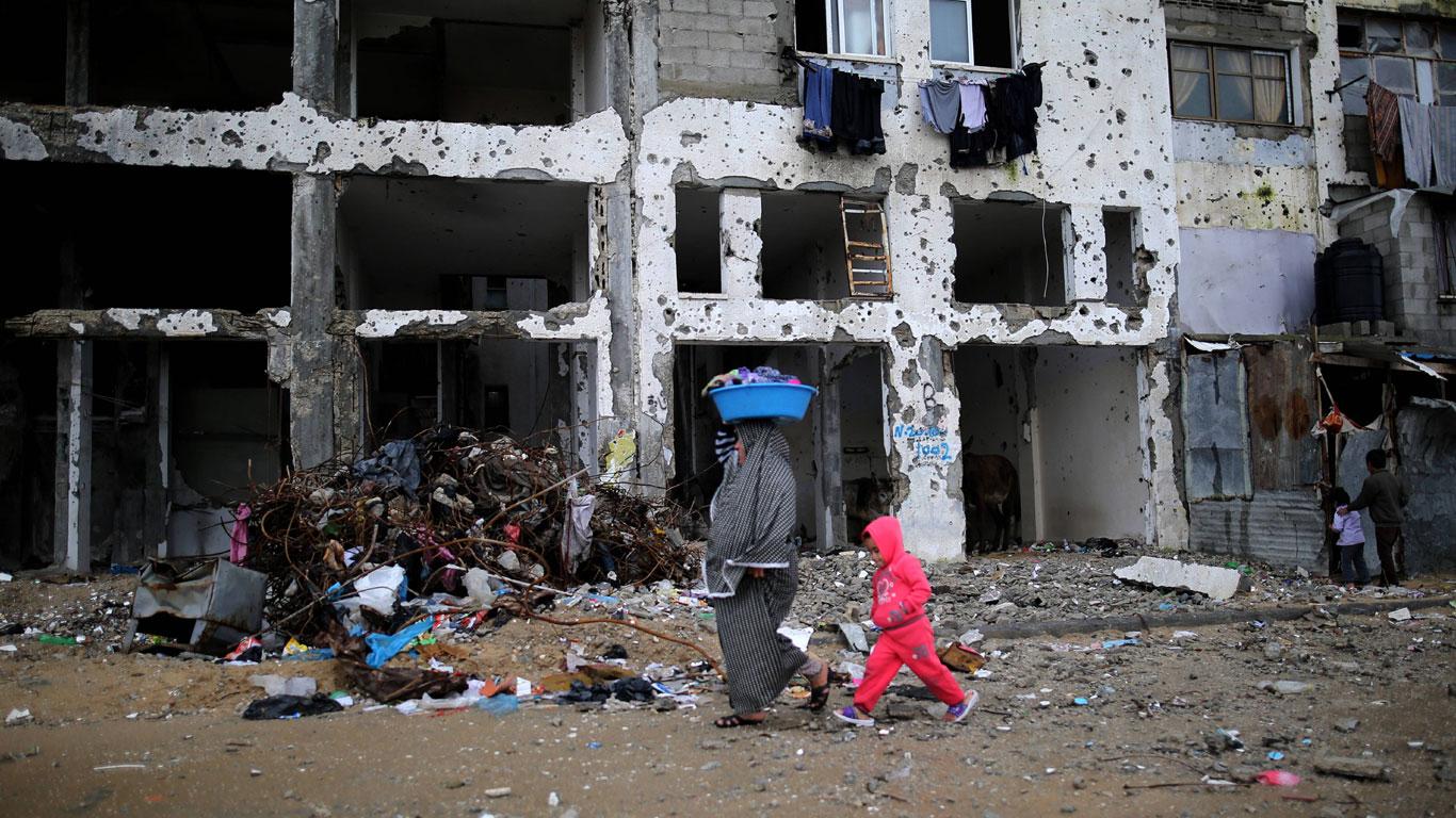 Gaza-Stadt, Palästinensische Autonomiegebiete