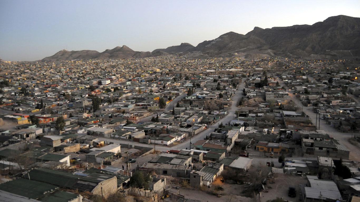 Ciudad Juárez, Mexiko